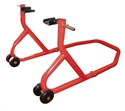 Picture of REAR PADDOCK STAND RED