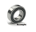 Picture of 6202 2RS  BEARING