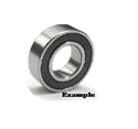 Picture of 6203 2RS  BEARING