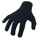 Picture of GLOVES COTTON INNER BLACK