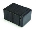 Picture of BATTERY BOX ( LARGE ) C/W TOP - IN BLACK