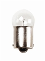 Picture of 12V 6W -  SMALL CLEAR GLASS BA15s BULB -  SINGLE CONTACT