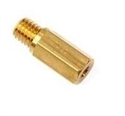 Picture of HEX LONG BRASS MAIN JET