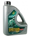 Picture of PETRONAS SYNTIUM 4 SP 4 STROKE OIL 10W40 - FOUR LITRE