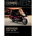 Picture of CLYMER MANUAL -  GL1500 1993 - 1995