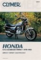 Picture of CLYMER MANUAL - CX500 / CX650 / GL500 / GL650 1978 - 1983