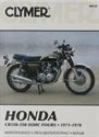 Picture of CLYMER MANUAL - CB350 / CB400F / CB500F  / CB550F