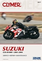 Picture of CLYMER MANUAL -  GSXR1000 2001 - 2004