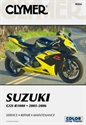Picture of CLYMER MANUAL -  GSX-R1000 2005 - 2006