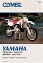 Picture of CLYMER MANUAL -  YZ125/250 1988/93 - WR250Z 1991-1993