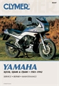Picture of CLYMER MANUAL -  XJ550/FJ600 1981 - 1992