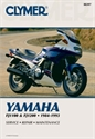 Picture of CLYMER MANUAL -  FJ1100/1200 1984 - 1993