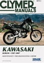 Picture of CLYMER MANUAL -  KLR650 2008 - 2009