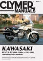 Picture of CLYMER MANUAL -  Z1000/1100 1981 - 2002