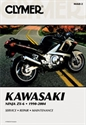 Picture of CLYMER MANUAL -  ZZR600 1990 - 2004