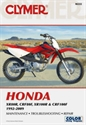Picture of CLYMER MANUAL - XR80R, CRF80F, XR100R & CRF100F 1992 - 2009