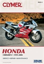 Picture of CLYMER MANUAL - CBR600 F1999 - 2006
