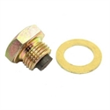 Picture of MAGNETIC SUMP PLUG M16 X 1.50 MM C/W SEALING WASHER