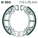 Picture of H303 EBC DRUM BRAKE SHOES