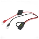 Picture of C-TEK BATTERY LEAD WITH INDICATOR - M6 EYELETS