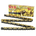 Picture of 525-108L X-RING GOLD AND BLACK DID DRIVE CHAIN