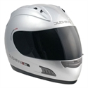 Picture of DUCHINNI D701 - 56 (S)  SILVER FULL FACE HELMET