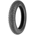 Picture of 110/70-H17 DUNLOP GT501FJ FRONT TUBELESS TYRE
