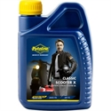 Picture of CLASSIC SCOOTER X TWO STROKE OIL ONE LITRE 100% SYNTHETIC