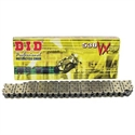 Picture of 530 (50)-120L X RING GOLD & BLACK DID DRIVE CHAIN