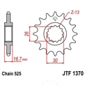 Picture of 1370-16 FRONT SPROCKET