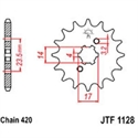 Picture of 1128-12 FRONT SPROCKET
