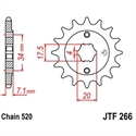 Picture of 266/329-13 FRONT SPROCKET