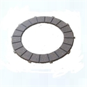 Picture of CLUTCH FRICTION PLATE BSA / TRIUMPH