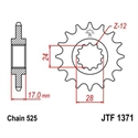 Picture of 1371-15  FRONT SPROCKET (4034-15)