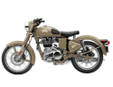 Picture of ROYAL ENFIELD BULLET CLASSIC EFI (E4) DESERT STORM