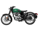 Picture of ROYAL ENFIELD BULLET CLASSIC REDDITCH SPECIAL GREEN 500CC