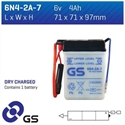 Picture of 6N42A7 GS BATTERY