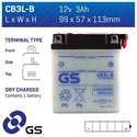 Picture of CB3LB GS BATTERY