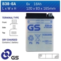 Picture of B386A GS BATTERY