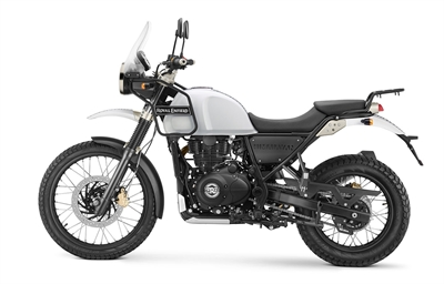Picture of ROYAL ENFIELD  HIMALAYAN WHITE