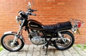 Picture of SUZUKI GN250 BLACK