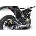 Picture of ROYAL ENFIELD HIMALAYAN GPR EXHAUST SILENCER BLACK