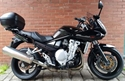 Picture of SUZUKI GSF650 BANDIT IN BLACK