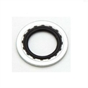 Picture of WW04073 PETROL TAP SEALING WASHER DOWTY TYPE 1/4 BSP
